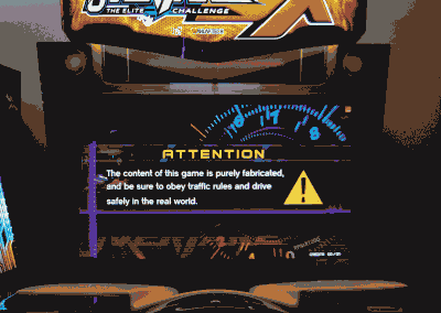 Zur Ablenkung Auto fahren
