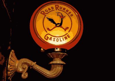keine Angst Benzin verkaufen wir nicht